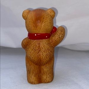 Enesco Accents - Vintage 1980 Enesco Lucy and Me Bear